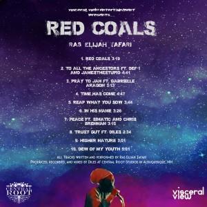 RED COALS BACK